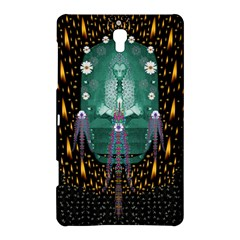 Temple Of Yoga In Light Peace And Human Namaste Style Samsung Galaxy Tab S (8 4 ) Hardshell Case
