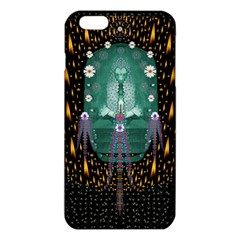 Temple Of Yoga In Light Peace And Human Namaste Style Iphone 6 Plus/6s Plus Tpu Case
