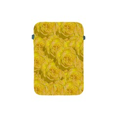 Summer Yellow Roses Dancing In The Season Apple Ipad Mini Protective Soft Cases