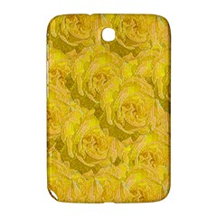 Summer Yellow Roses Dancing In The Season Samsung Galaxy Note 8 0 N5100 Hardshell Case
