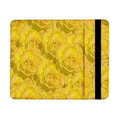 Summer Yellow Roses Dancing In The Season Samsung Galaxy Tab Pro 8 4  Flip Case