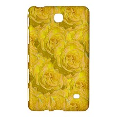 Summer Yellow Roses Dancing In The Season Samsung Galaxy Tab 4 (7 ) Hardshell Case