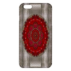 Strawberry  With Waffles And Fantasy Flowers In Harmony Iphone 6 Plus/6s Plus Tpu Case