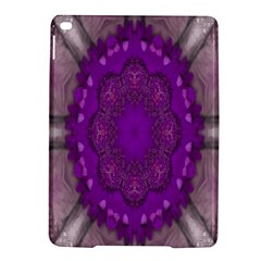 Fantasy Flowers In Harmony  In Lilac Ipad Air 2 Hardshell Cases