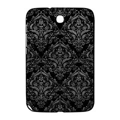 Damask1 Black Marble & Gray Leather Samsung Galaxy Note 8 0 N5100 Hardshell Case