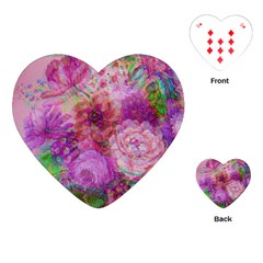 Acid Vintage Playing Cards (heart)