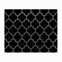 Tile1 Black Marble & Gray Leathertile1 Black Marble & Gray Leather Small Glasses Cloth