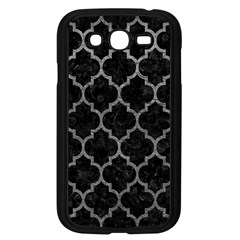 Tile1 Black Marble & Gray Leathertile1 Black Marble & Gray Leather Samsung Galaxy Grand Duos I9082 Case (black)