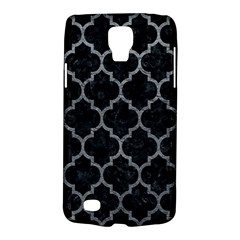 Tile1 Black Marble & Gray Leathertile1 Black Marble & Gray Leather Galaxy S4 Active