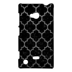 Tile1 Black Marble & Gray Leathertile1 Black Marble & Gray Leather Nokia Lumia 720