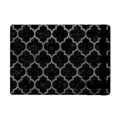 Tile1 Black Marble & Gray Leathertile1 Black Marble & Gray Leather Ipad Mini 2 Flip Cases