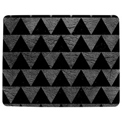 Triangle2 Black Marble & Gray Leather Jigsaw Puzzle Photo Stand (rectangular)