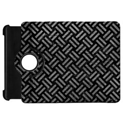 Woven2 Black Marble & Gray Leather Kindle Fire Hd 7
