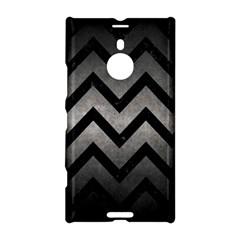 Chevron9 Black Marble & Gray Metal 1 (r) Nokia Lumia 1520