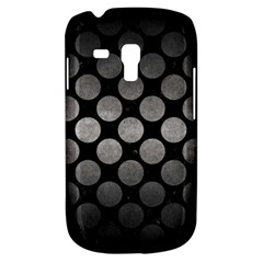 Circles2 Black Marble & Gray Metal 1 Galaxy S3 Mini