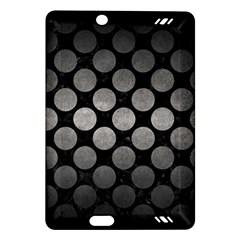 Circles2 Black Marble & Gray Metal 1 Amazon Kindle Fire Hd (2013) Hardshell Case