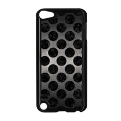 Circles2 Black Marble & Gray Metal 1 (r) Apple Ipod Touch 5 Case (black)