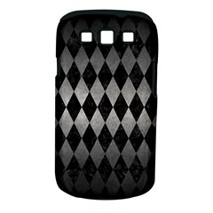 Diamond1 Black Marble & Gray Metal 1 Samsung Galaxy S Iii Classic Hardshell Case (pc+silicone)