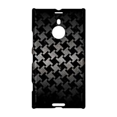 Houndstooth2 Black Marble & Gray Metal 1 Nokia Lumia 1520