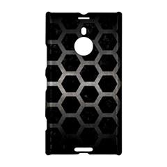 Hexagon2 Black Marble & Gray Metal 1 Nokia Lumia 1520