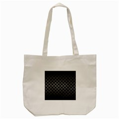 Scales1 Black Marble & Gray Metal 1 Tote Bag (cream)