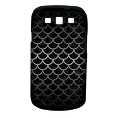 Scales1 Black Marble & Gray Metal 1 Samsung Galaxy S Iii Classic Hardshell Case (pc+silicone)