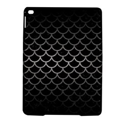 Scales1 Black Marble & Gray Metal 1 Ipad Air 2 Hardshell Cases