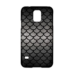 Scales1 Black Marble & Gray Metal 1 (r) Samsung Galaxy S5 Hardshell Case
