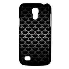 Scales3 Black Marble & Gray Metal 1 Galaxy S4 Mini