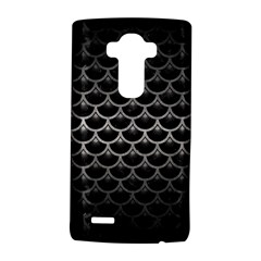 Scales3 Black Marble & Gray Metal 1 Lg G4 Hardshell Case