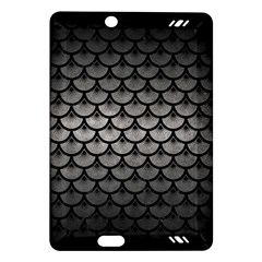Scales3 Black Marble & Gray Metal 1 (r) Amazon Kindle Fire Hd (2013) Hardshell Case