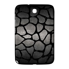 Skin1 Black Marble & Gray Metal 1 Samsung Galaxy Note 8 0 N5100 Hardshell Case