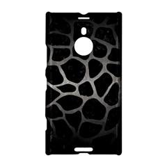 Skin1 Black Marble & Gray Metal 1 (r) Nokia Lumia 1520