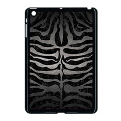Skin2 Black Marble & Gray Metal 1 Apple Ipad Mini Case (black)