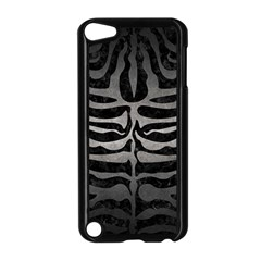 Skin2 Black Marble & Gray Metal 1 Apple Ipod Touch 5 Case (black)