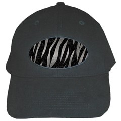 Skin3 Black Marble & Gray Metal 1 Black Cap