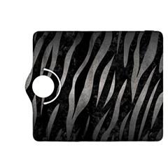 Skin3 Black Marble & Gray Metal 1 Kindle Fire Hdx 8 9  Flip 360 Case