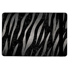 Skin3 Black Marble & Gray Metal 1 Ipad Air Flip