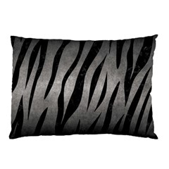Skin3 Black Marble & Gray Metal 1 (r) Pillow Case (two Sides)