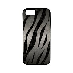 Skin3 Black Marble & Gray Metal 1 (r) Apple Iphone 5 Classic Hardshell Case (pc+silicone)