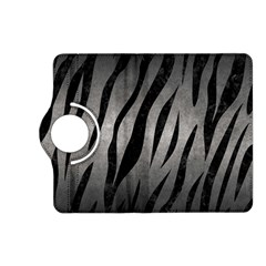 Skin3 Black Marble & Gray Metal 1 (r) Kindle Fire Hd (2013) Flip 360 Case