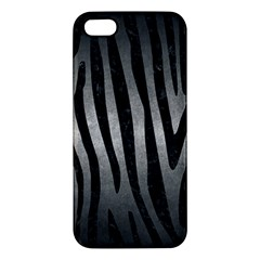 Skin4 Black Marble & Gray Metal 1 Iphone 5s/ Se Premium Hardshell Case