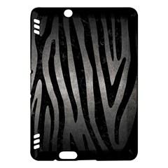 Skin4 Black Marble & Gray Metal 1 Kindle Fire Hdx Hardshell Case