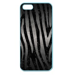 Skin4 Black Marble & Gray Metal 1 (r) Apple Seamless Iphone 5 Case (color)