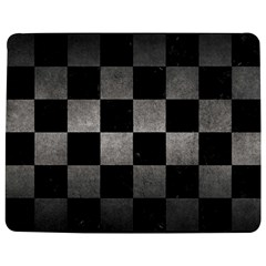 Square1 Black Marble & Gray Metal 1 Jigsaw Puzzle Photo Stand (rectangular)