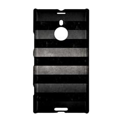 Stripes2 Black Marble & Gray Metal 1 Nokia Lumia 1520