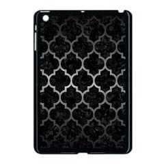 Tile1 Black Marble & Gray Metal 1 Apple Ipad Mini Case (black)