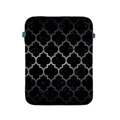 Tile1 Black Marble & Gray Metal 1 Apple Ipad 2/3/4 Protective Soft Cases