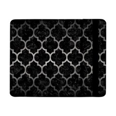 Tile1 Black Marble & Gray Metal 1 Samsung Galaxy Tab Pro 8 4  Flip Case