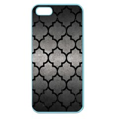 Tile1 Black Marble & Gray Metal 1 (r) Apple Seamless Iphone 5 Case (color)